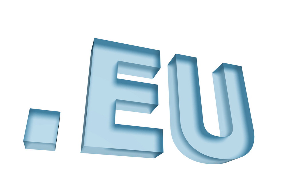 .eu Domain Glass