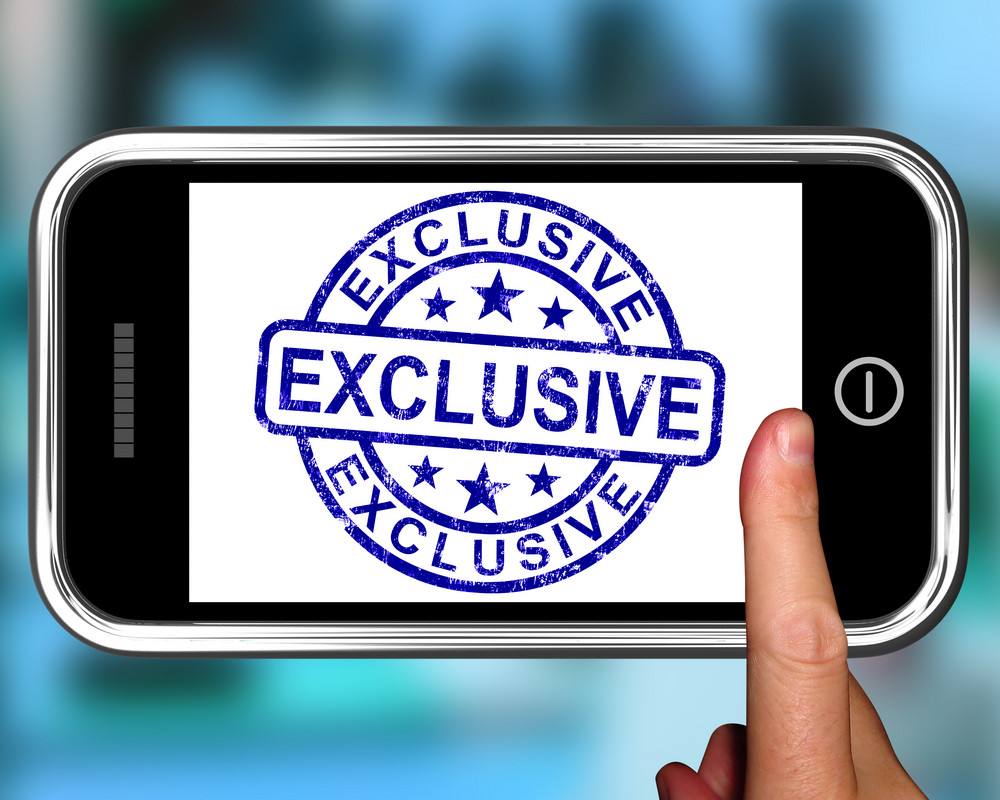 Exclusive On Smartphone Shows Limited Edition