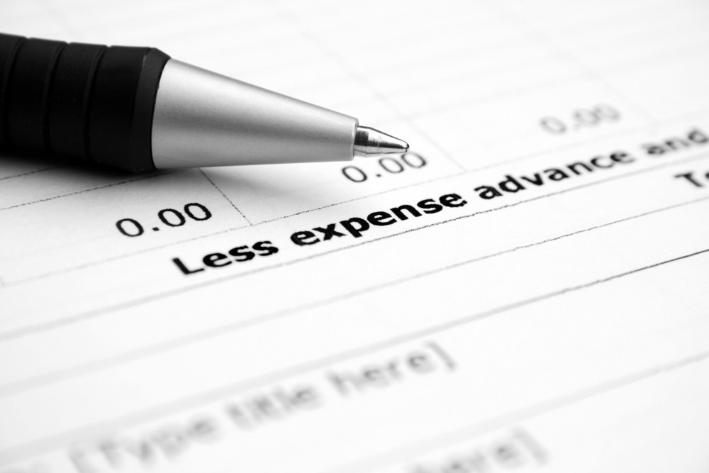 Expense Form RoyaltyFree Stock Image  Storyblocks