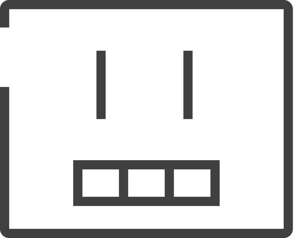 Face 4 Minimal Icon