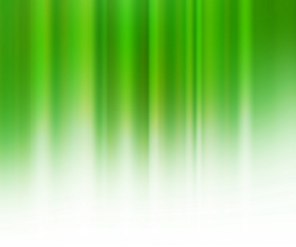 Fading Green Color Background