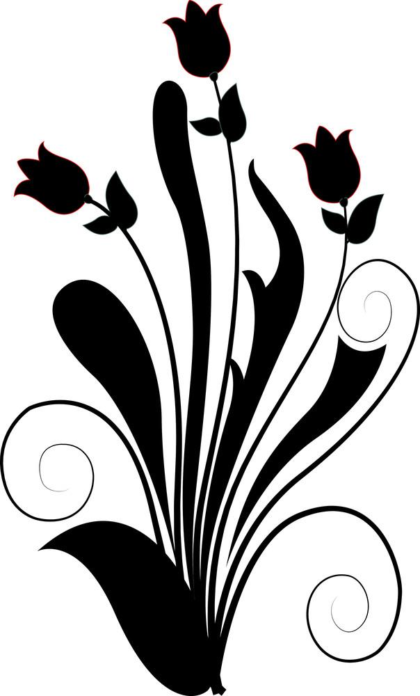 Fancy Decor Floral