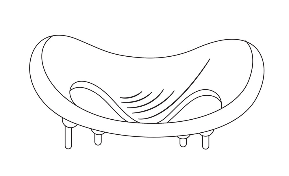 Fancy Sofa Design Shape