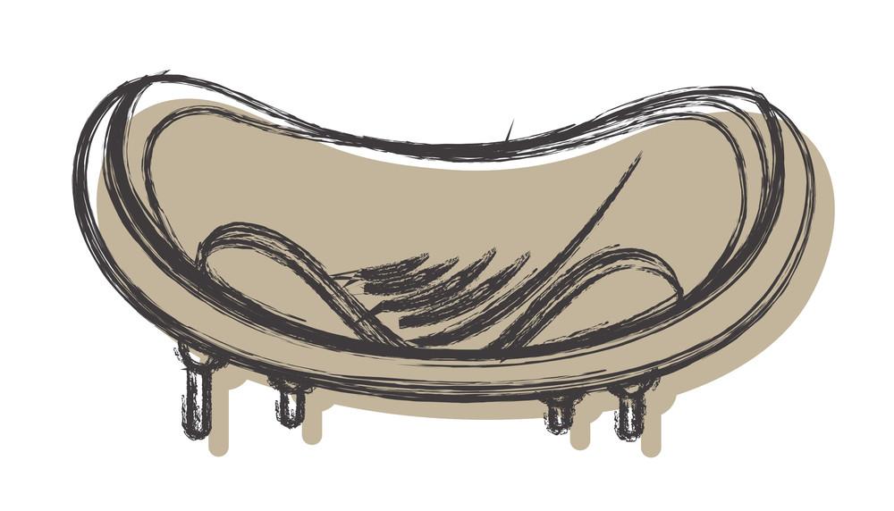 Fancy Sofa Sketching