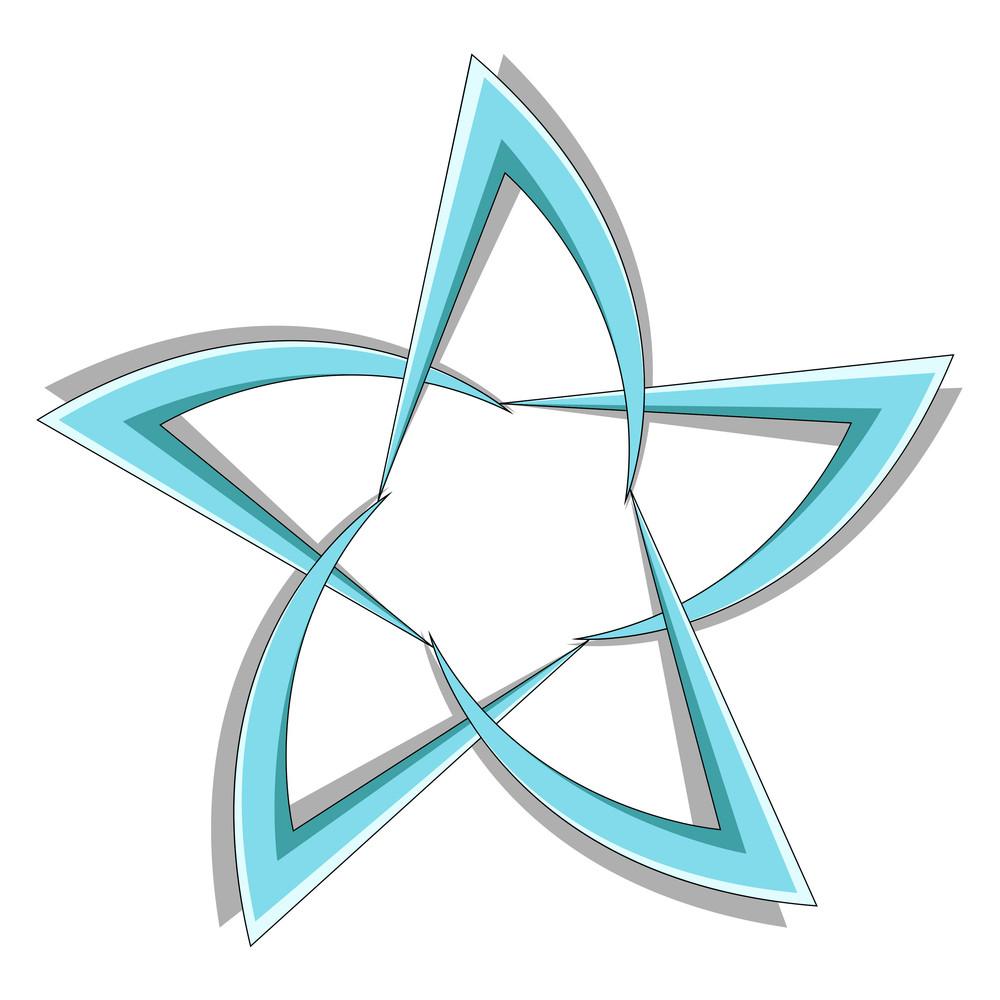 Fantasy Star Vector