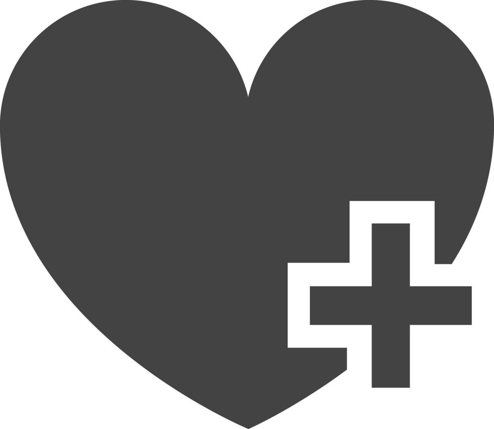 Favorite Add Glyph Icon