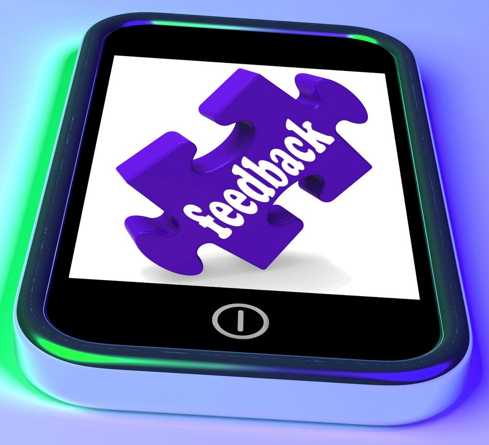 Feedback On Smartphone Shows Survey Evaluation