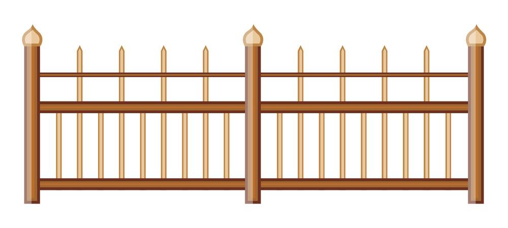 Fence Vector Design