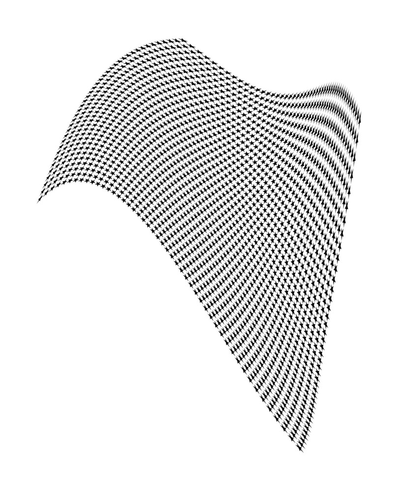 Festival Stars Pattern Design