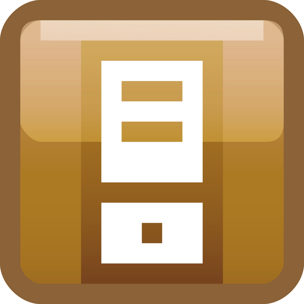 Filing Cabinet Tiny App Icon