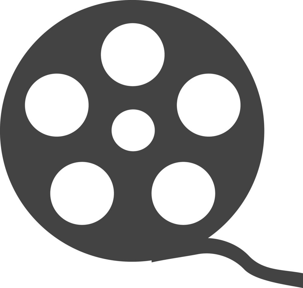 Film 2 Glyph Icon