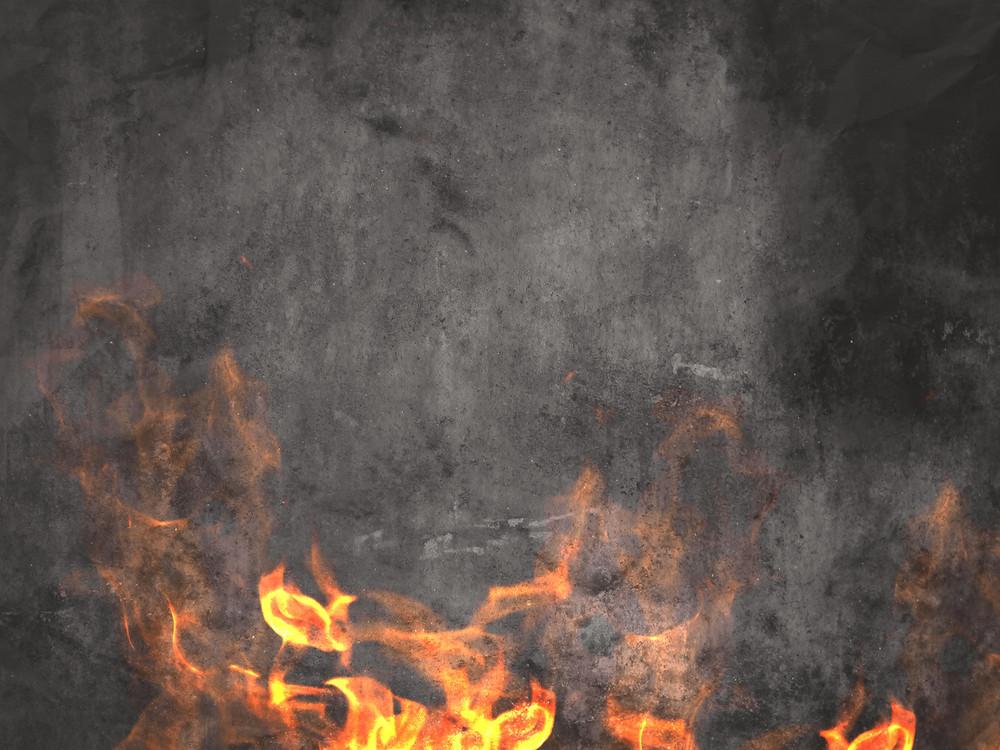 Fire Grunge