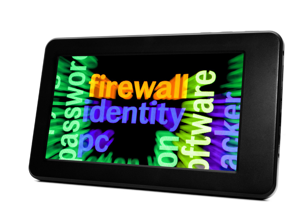Firewall Identity Concept