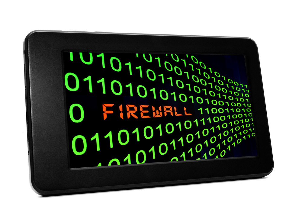Firewall On Pc Tablet