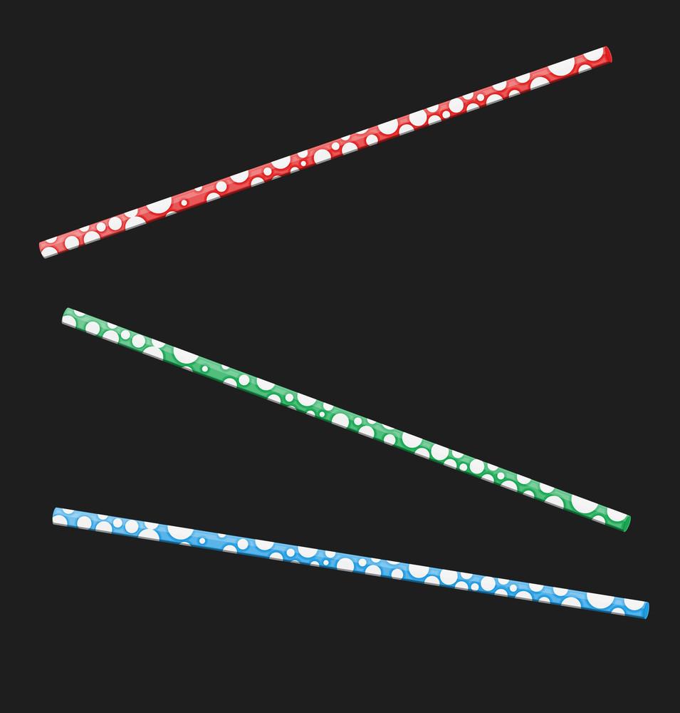 Firework Pencils