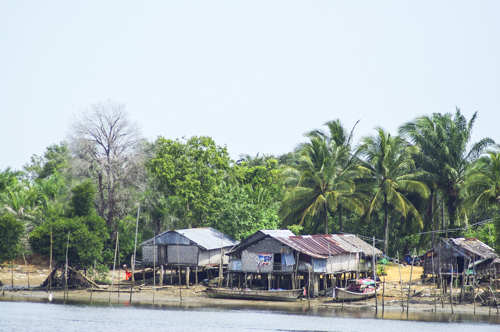 Fisherman village