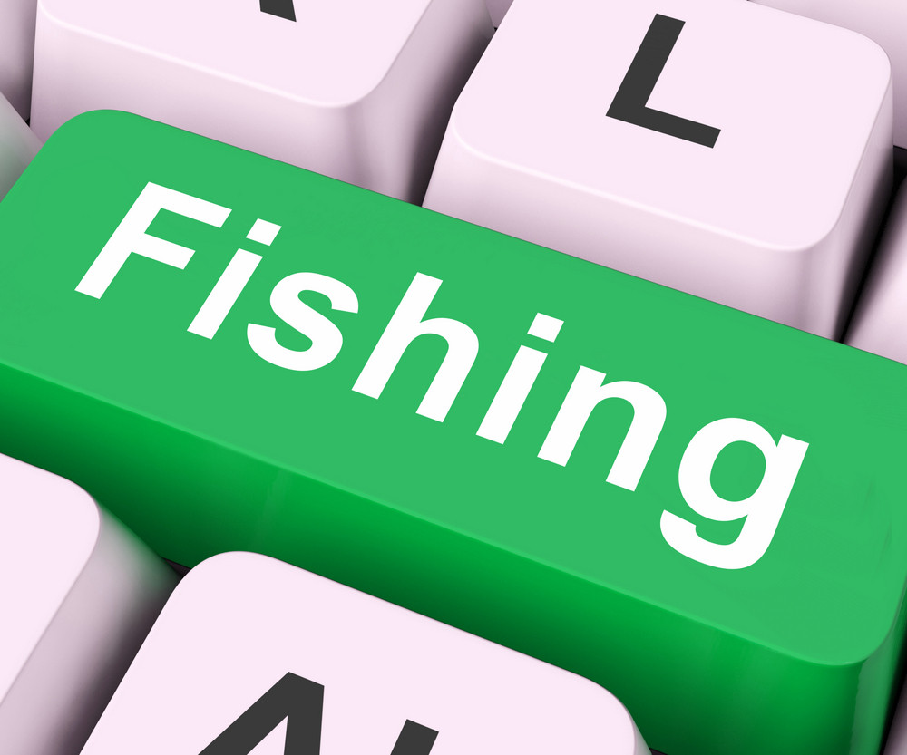 Fishing Key Means Sport Of Catching Fish