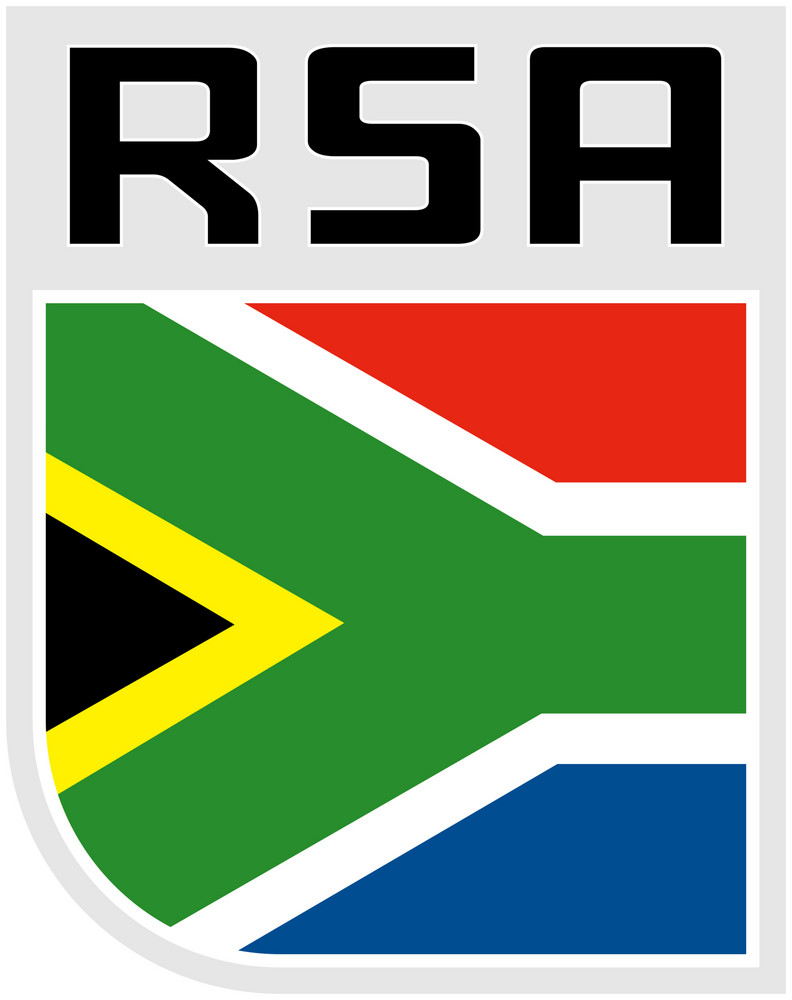 Flag Of Republic Of South Africa Icon