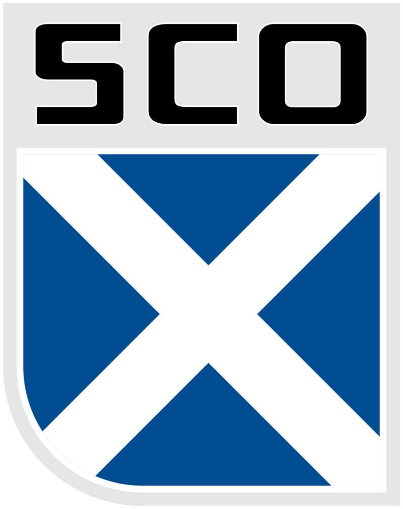 Flag Of Scotland Icon