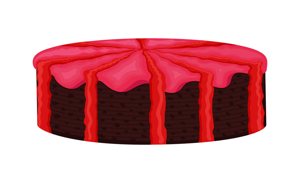 Flavored Cake Design