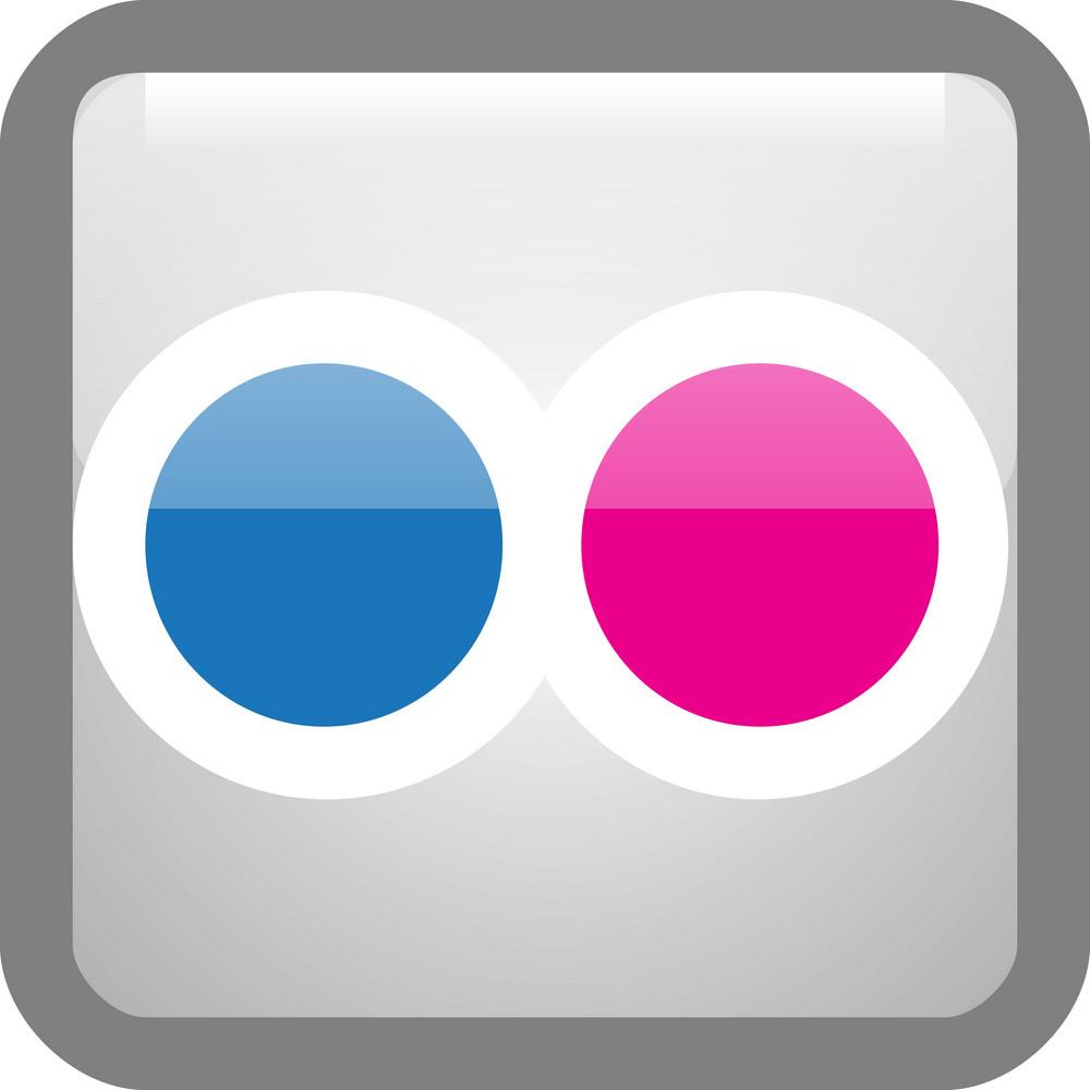 Flickr Tiny App Icon