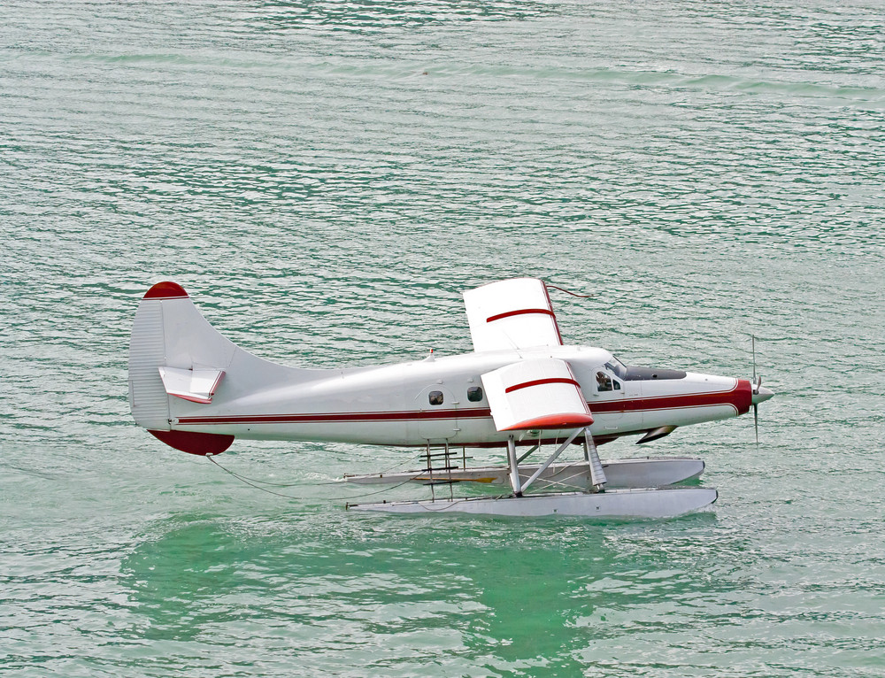 Float Airplane