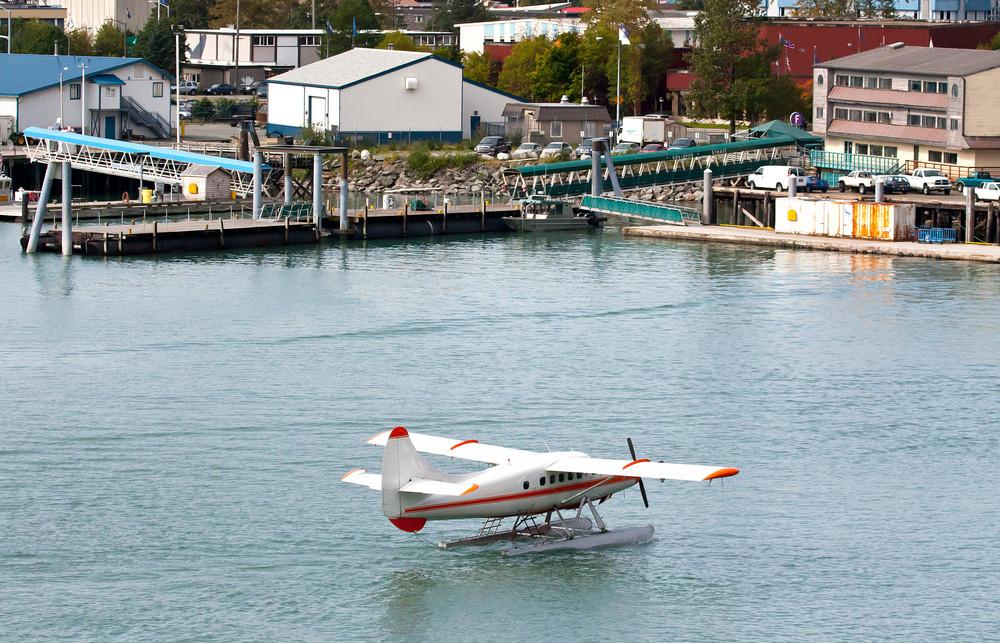 Float Plane Juneau
