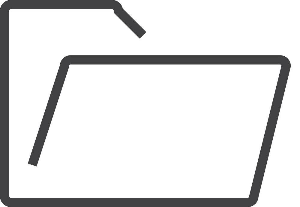 Flolder 1 Minimal Icon