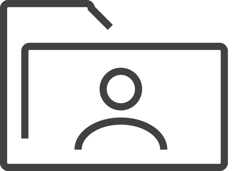 Flolder 4 Minimal Icon