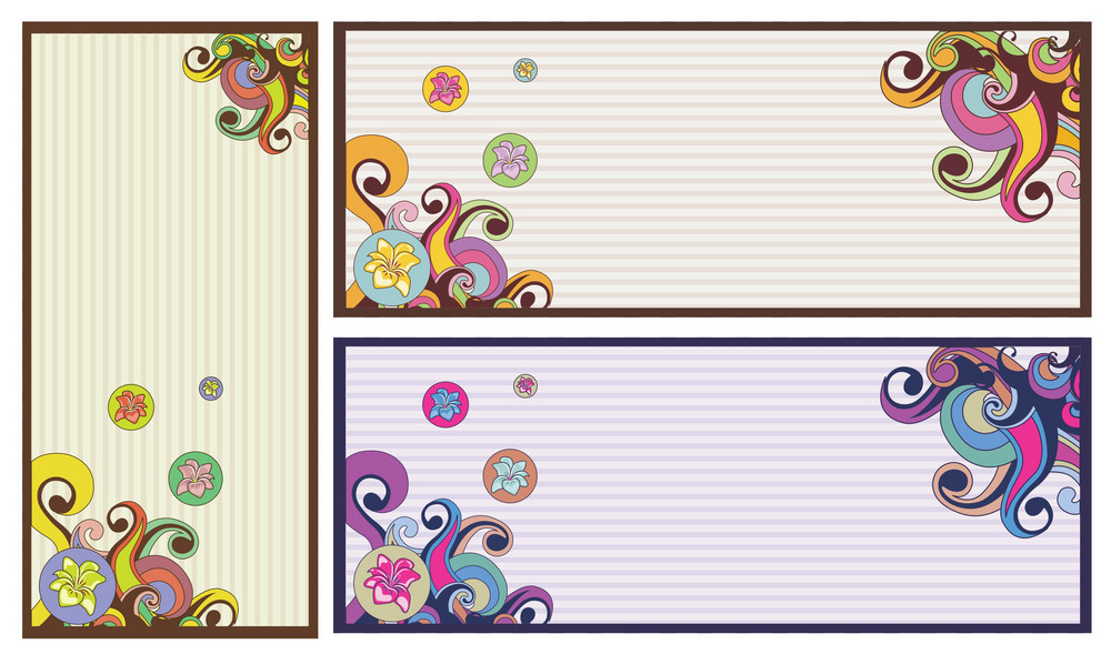Floral Backgrounds