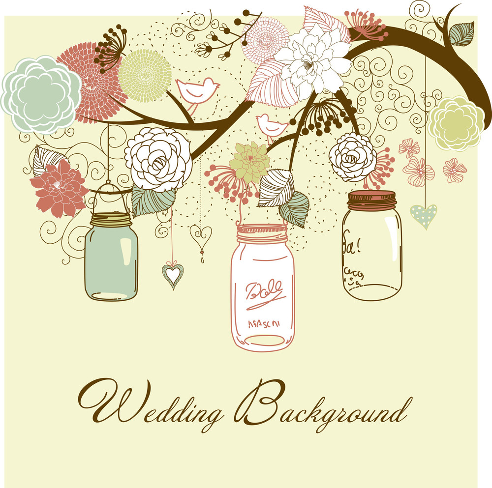 Wedding-Vector
