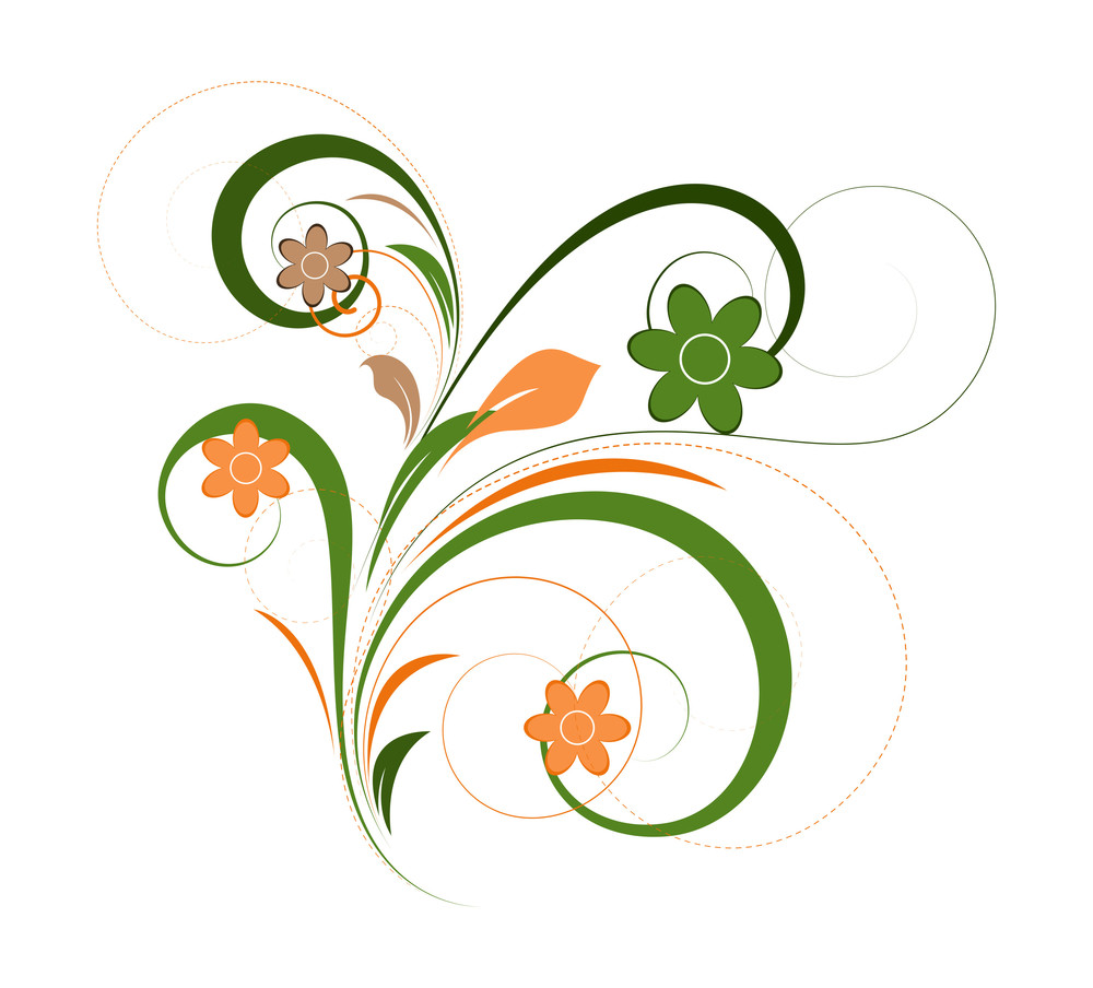 Flourish Design Decorative Elements