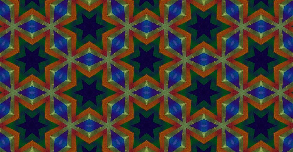 Flourish Graphic Pattern Design