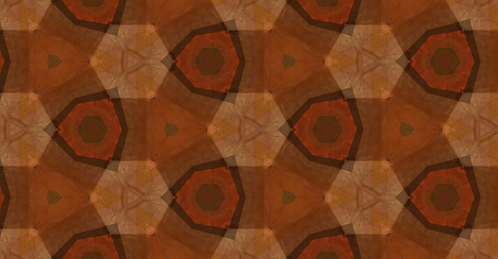 Flourish Pattern Design Art