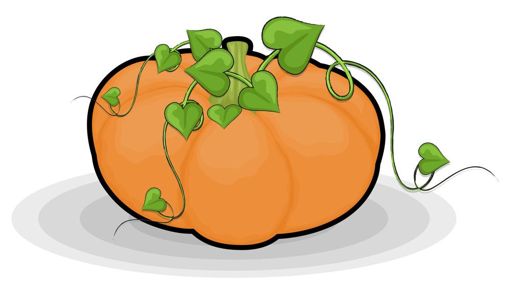 Flourish Pumpkin