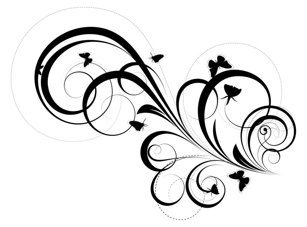 Flourish Shape Elements