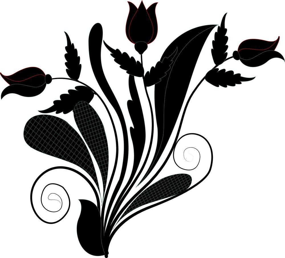 Flourish Silhouettes