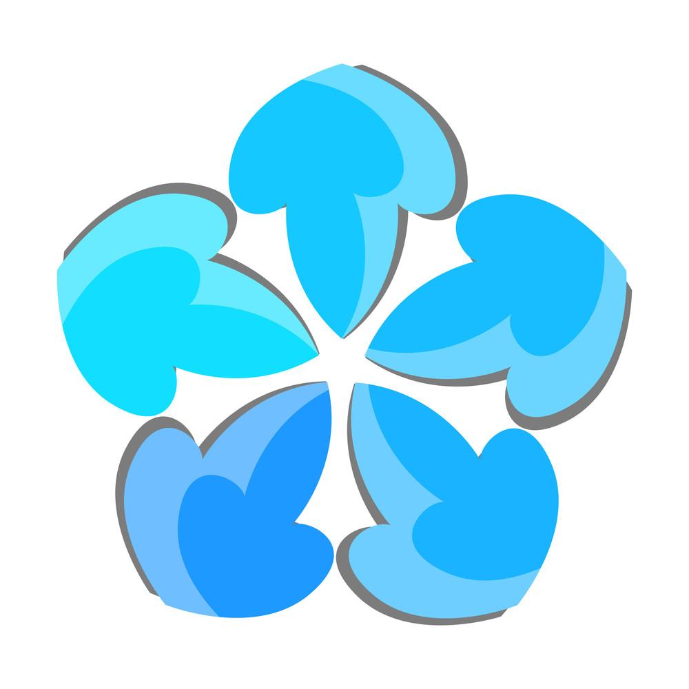 Flourish Snowflake