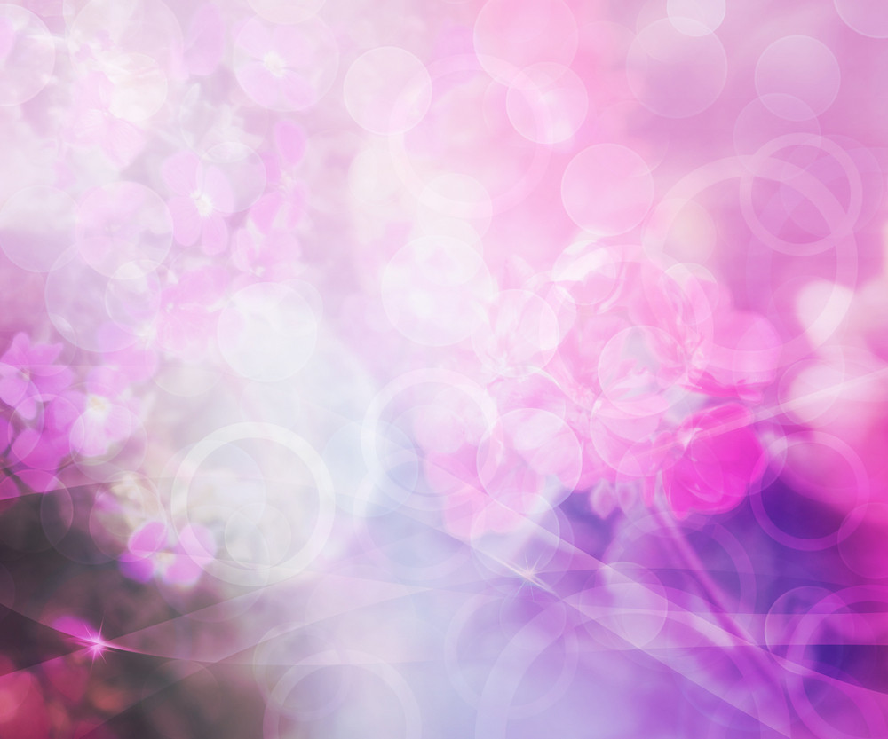 Flower Abstract Background