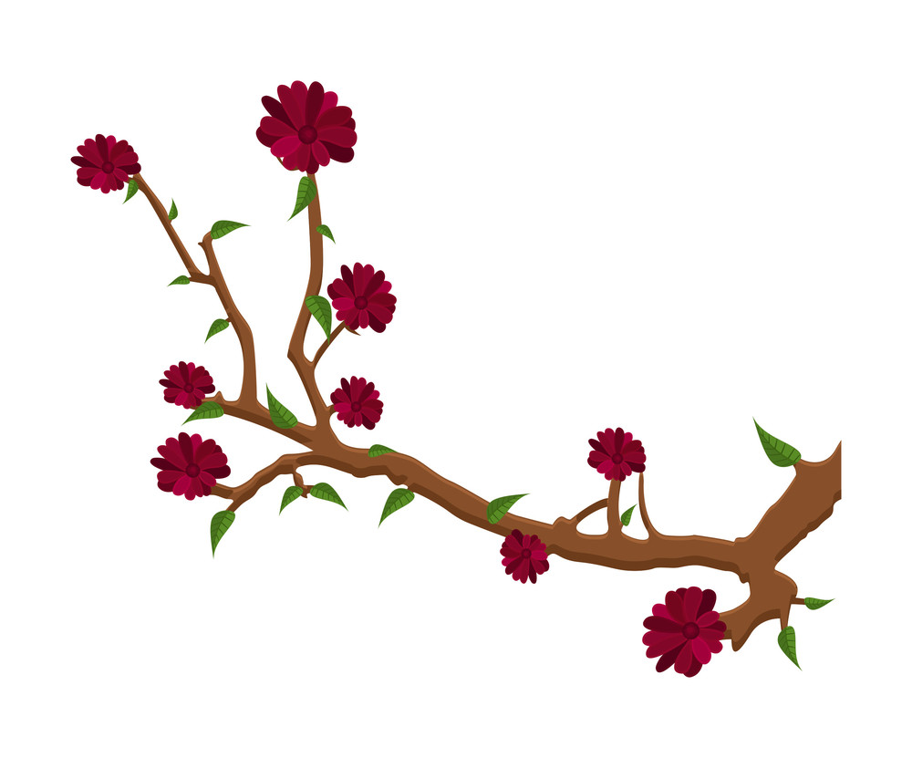 Flowers Branch Design