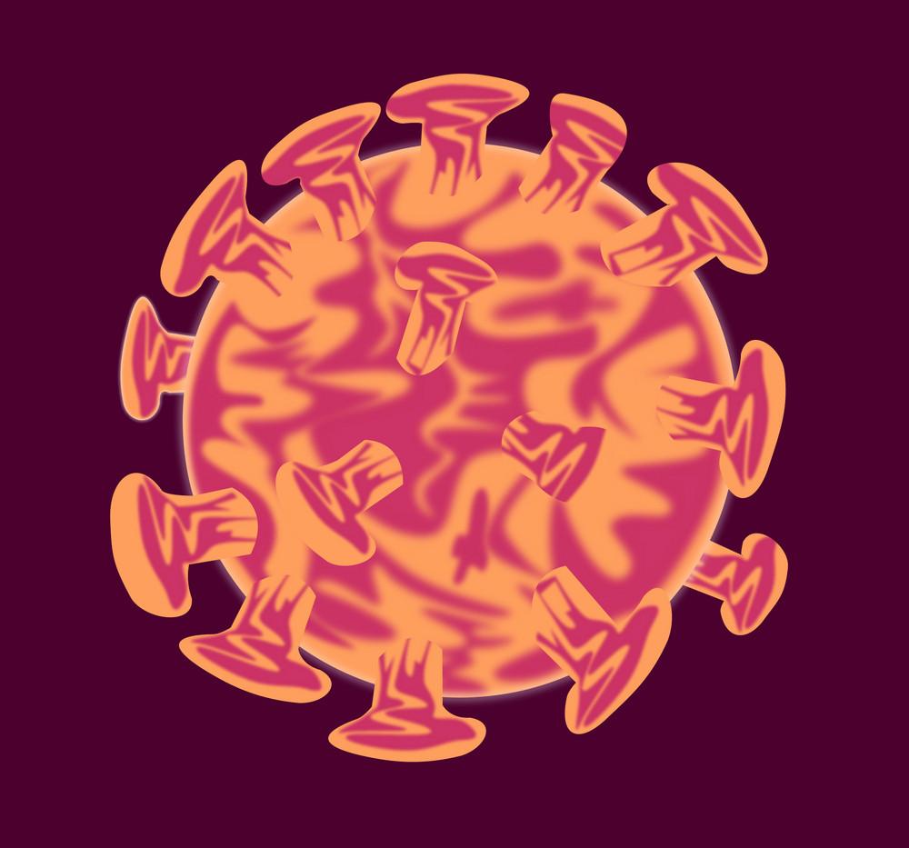 Flu Virus Structure