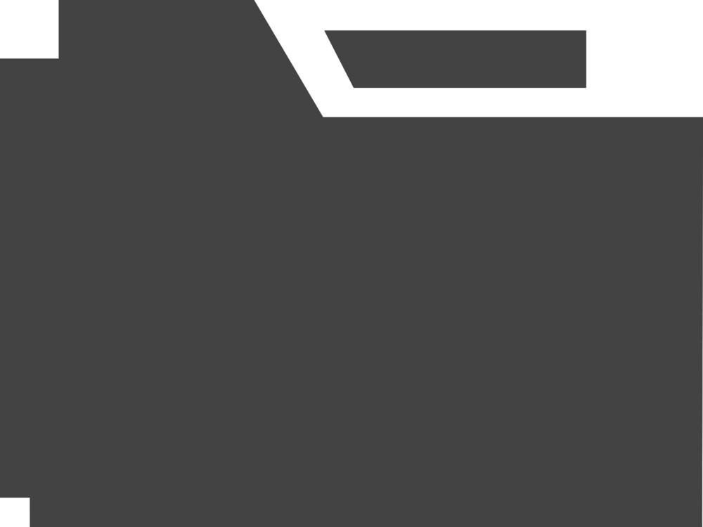 Folder 1 Glyph Icon
