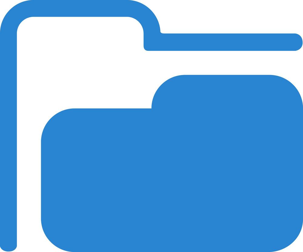 Folder Simplicity Icon
