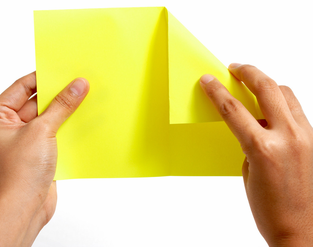 Folding Paper For Origami Design
