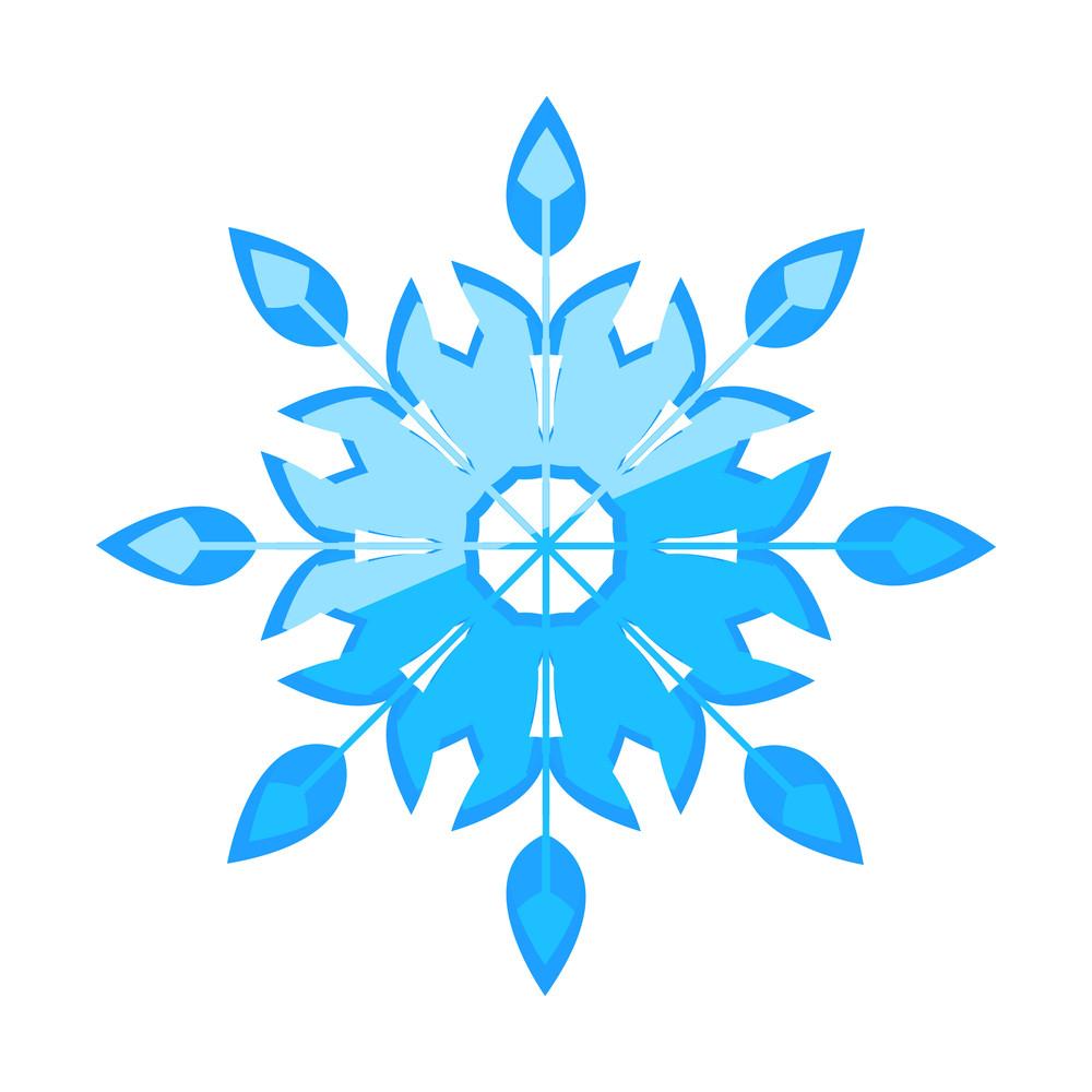 Foliage Snowflake