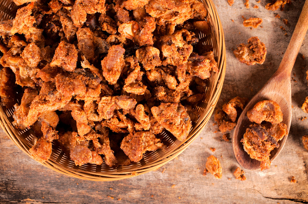 Fried Chicken Crumbs