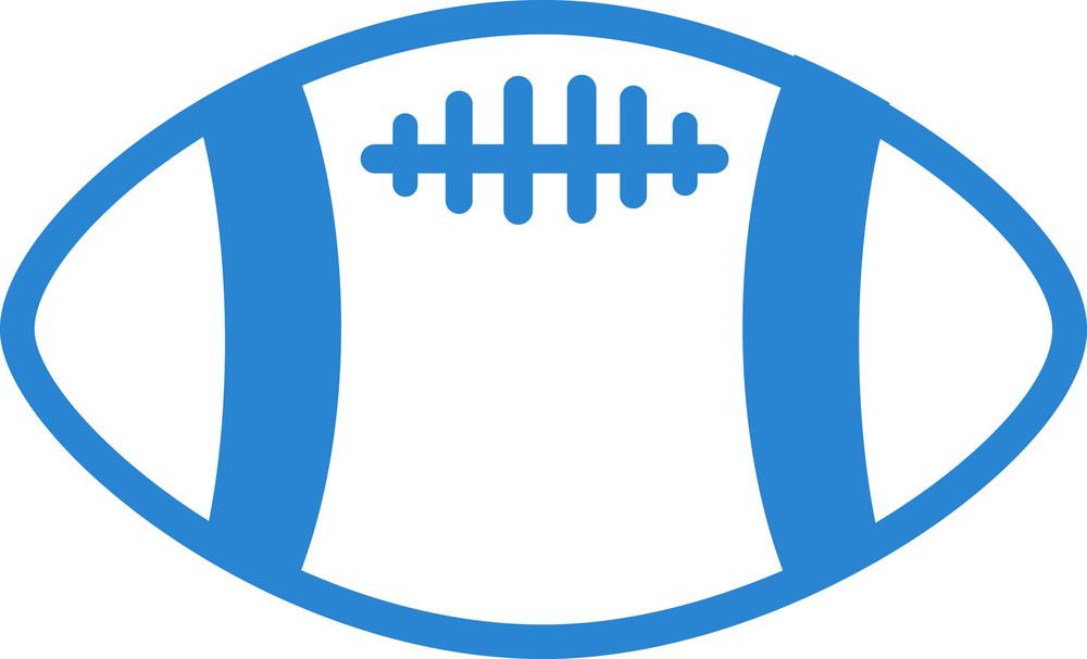 Football Sport Simplicity Icon