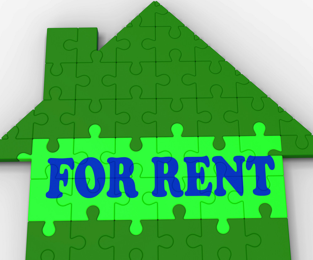 For Rent House Shows Rental Estate Agents