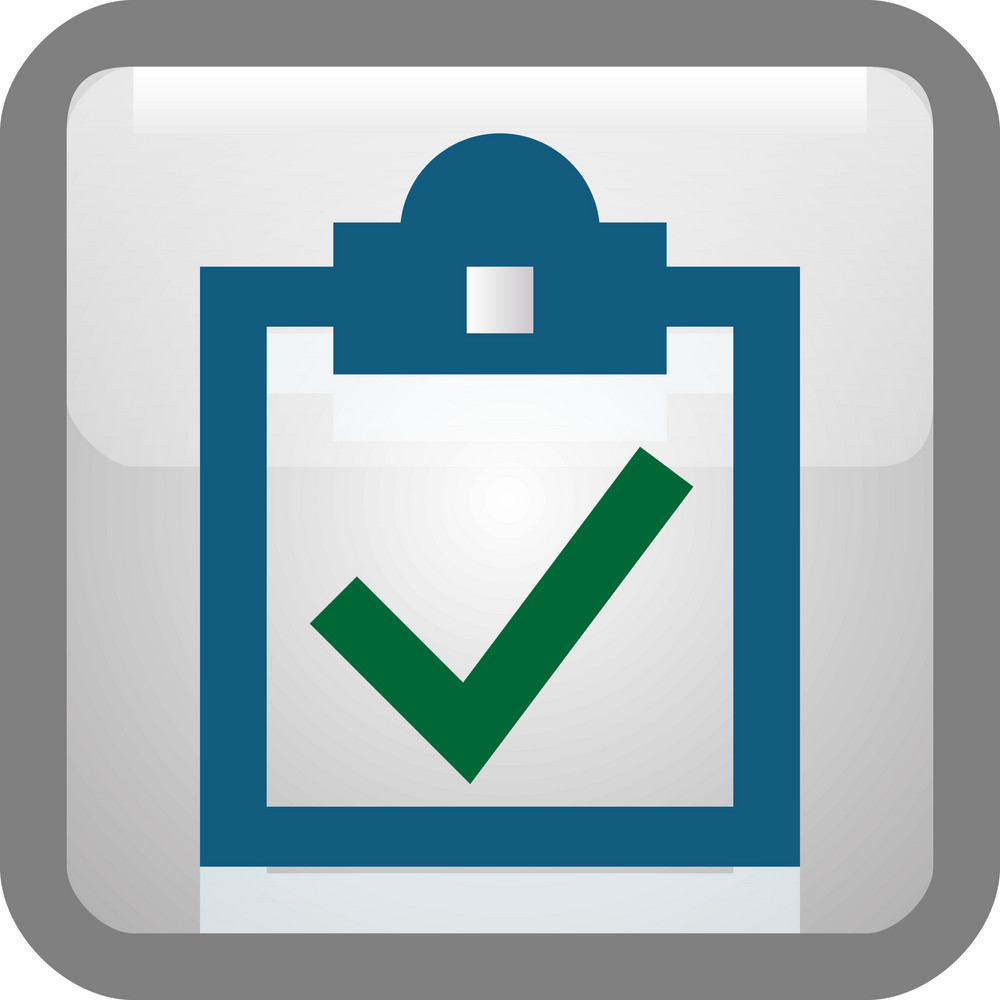 Form Accepted Tiny App Icon