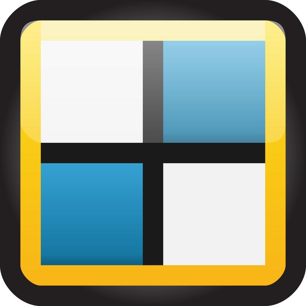 Four Squares Tiny App Icon